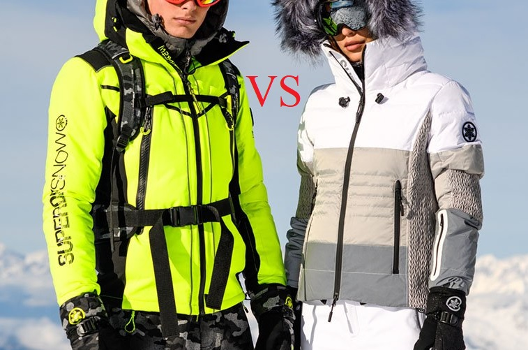 Ski Jackets vs Urban Jackets